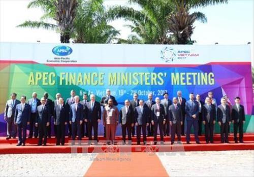 Tonggak-tonggak penting dalam proses perkembangan APEC - ảnh 1