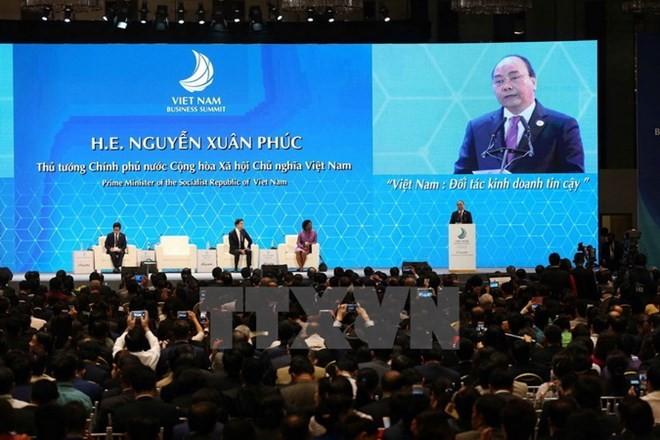 Pers internasional menekankan tekad Vietnam dalam mendorong pertumbuhan yang berkesinambungan di kawasan - ảnh 1