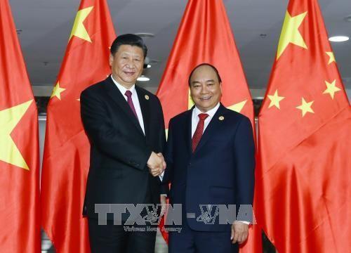Kepala Redaksi Koran Tiongkok memberikan penilaian positif tentang prospek hubungan ekonomi Vietnam-Tiongkok - ảnh 1