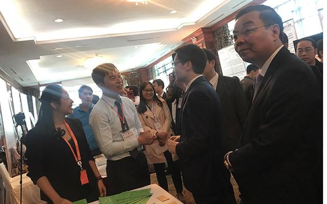Pembukaan Hari Start-up Vietnam yang inovatif dan kreatif 2017 - ảnh 1