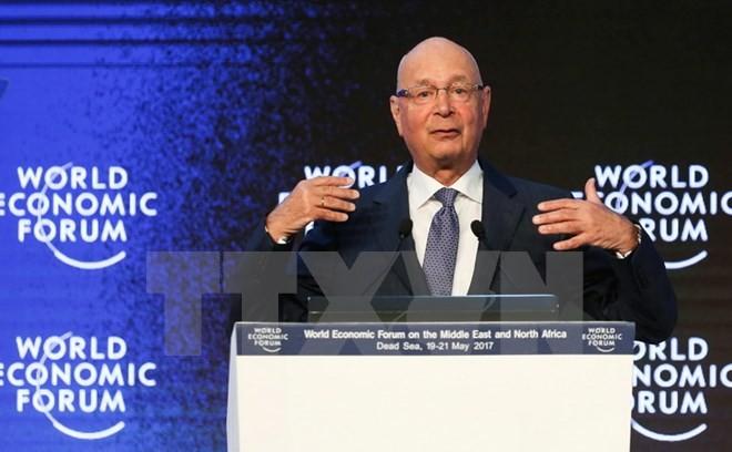"""Konferensi Forum Ekonomi Dunia Davos 2018 menuju ke """"penciptaan masa depan bersama dalam dunia yang mengalami keretakan"""" - ảnh 1"""