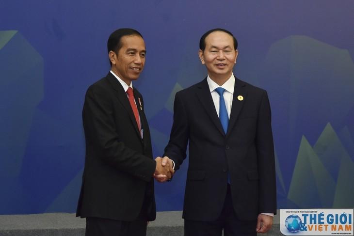 Pers Indonesia menilai tinggi posisi baru Vietnam - ảnh 1