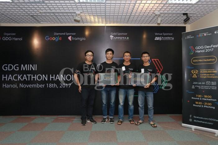 Festival teknologi bagi mahasiswa programer - ảnh 1