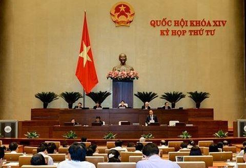 MN membahas UU mengenai Pencegahan dan Pemberantasan Korupsi (amandemen) - ảnh 1