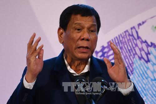 Filipina menghentikan perundingan dengan kelompok-kelompok bersenjata - ảnh 1