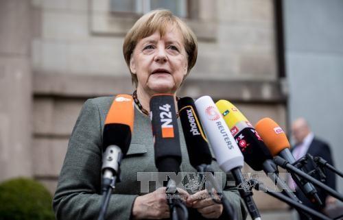 Kanselir Jerman menargetkan cepat membentukan Pemerintah - ảnh 1