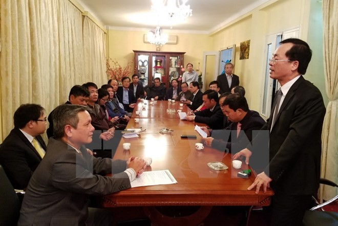 Vietnam dan Aljazair perlu mengkongkritkan komitmen-komitmen bilateral - ảnh 1