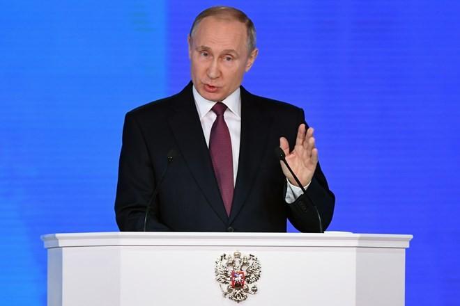Presiden Vladimir Putin: Rusia akan tidak menyulut sumbu perang nuklir - ảnh 1