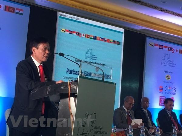 Lokakarya tentang usaha memanfaatkan potensi perkembangan  Negara-negara Bagian India Timur Laut dan India Timur dengan negara-negara di sebelah Timur - ảnh 1