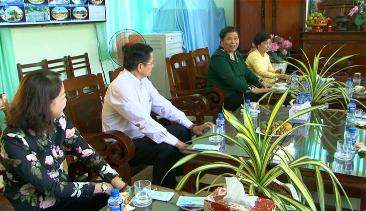 Provinsi Dong Thap membangun Pemerintahan yang dekat dan melayani warga - ảnh 1