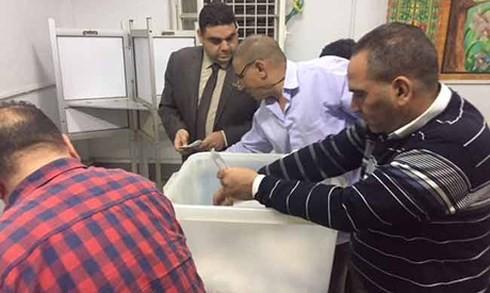 Mesir menyelesaikan pilpres selama 3 hari - ảnh 1