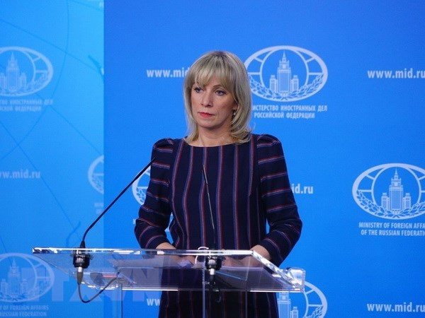Rusia mendorong upaya memecahkan masalah Semenanjung Korea - ảnh 1