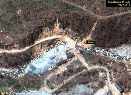 Organisasi Larangan Uji-coba Nuklir bersedia mengklarifikasi penutupan lokasi uji coba nuklir Punggye-ri yang dilaksanakan  RDRK   - ảnh 1