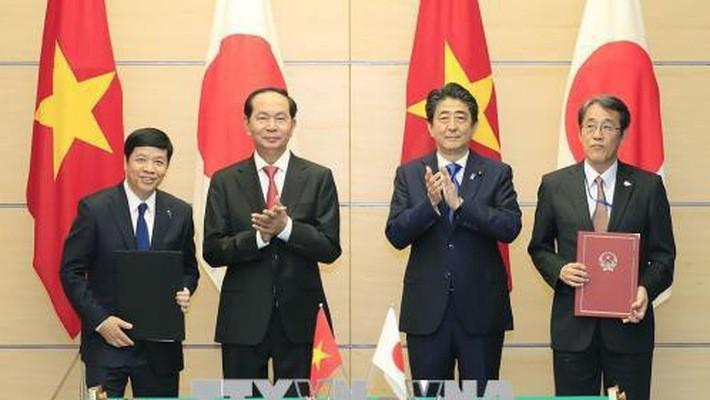 Media Jepang: Viet Nam dan Jepang bekerjasama di banyak bidang - ảnh 1