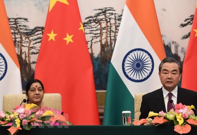 India dan Tiongkok membahas pempertahanan laju mendorong hubungan bilateral - ảnh 1
