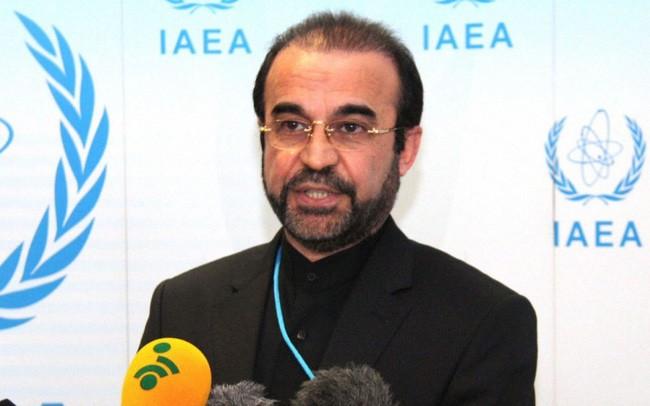 """Teheran menyatakan """"sedang menyiapkan aktivitas-aktivitas"""" dalam hal permufakatan nuklir runtuh - ảnh 1"""