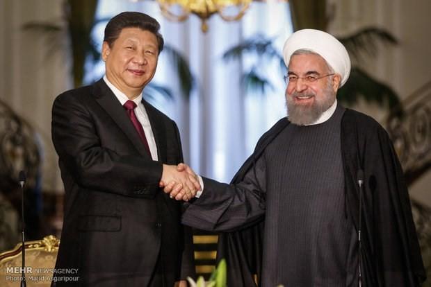 Pimpinan Iran dan Tiongkok membahas JCPOA - ảnh 1