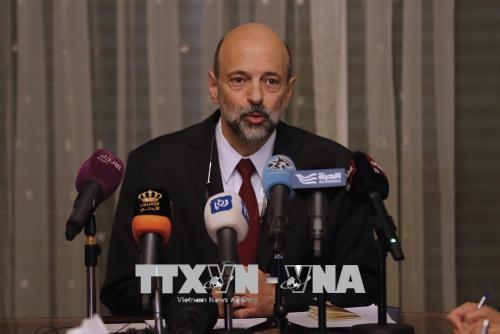 PM Yordania baru dan kabinet dilantik - ảnh 1