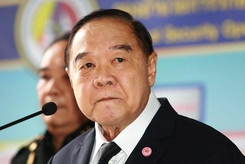 Thailand mengadakan dialog dengan partai-partai politik pada pekan depan - ảnh 1