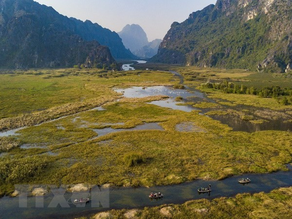 Menggunakan sistim zona konservasi sebagai langkah mengurangi dan beradaptasi dengan perubahan iklim di Vietnam - ảnh 1