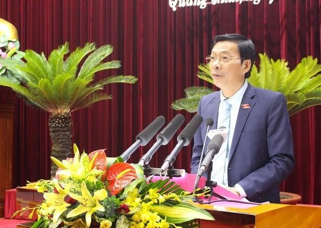 Provinsi Quang Ninh melakukan dialog untuk mengatasi  kesulitan bagi badan-badan usaha - ảnh 1