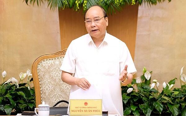 PM Nguyen Xuan Phuc memimpin sidang periodik Pemerintah bulan 6/2018 - ảnh 1
