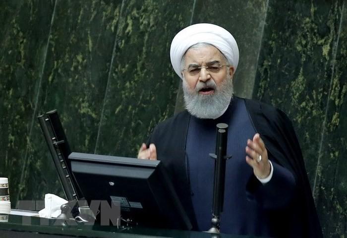 Iran menegaskan kembali akan menghormati permufakatan nuklir kalau kepentingan-nya terjamin - ảnh 1