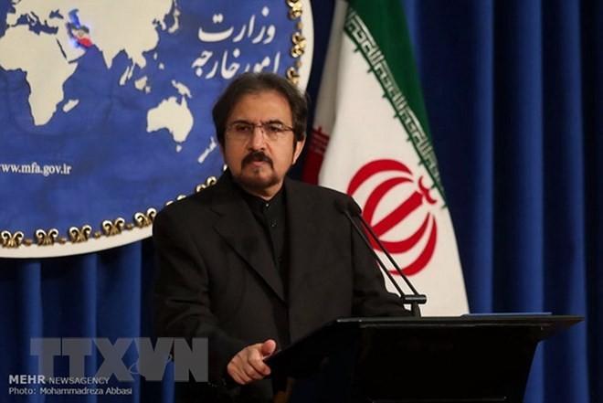 Iran menolak tuduhan AS terhadap Kedubes-kedubes negara ini - ảnh 1