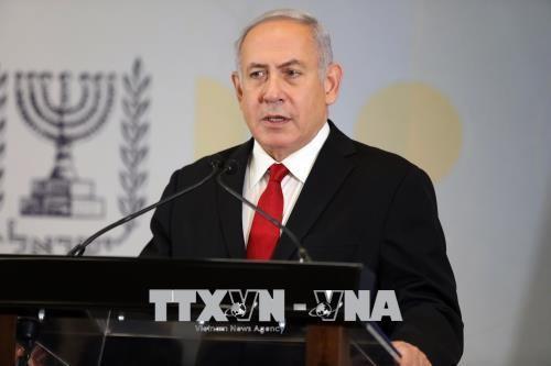 Israel memprotes pidato Dubes Uni Eropa tentang RUU mengenai Negara Yahudi - ảnh 1