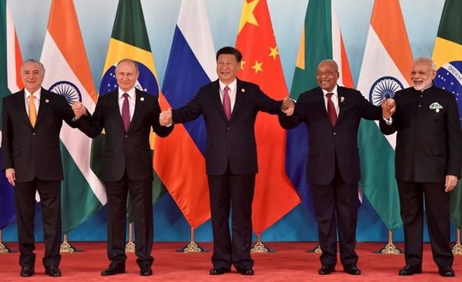 Pembukaan KTT BRICS di Afrika Selatan - ảnh 1