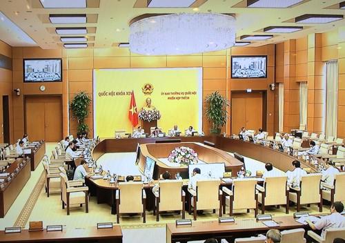 Sidang ke-26 Komite Tetap MN Vietnam: Membangun arsitektur Vietnam yang modern dan kental dengan identitas bangsa - ảnh 1
