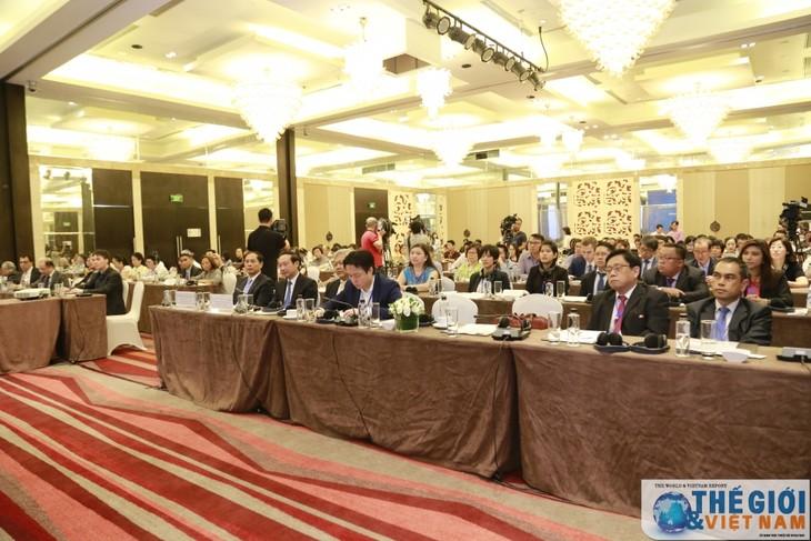 Lokakarya ASEAN 4.0: Semangat badan usaha pada zaman revolusi industri - ảnh 1