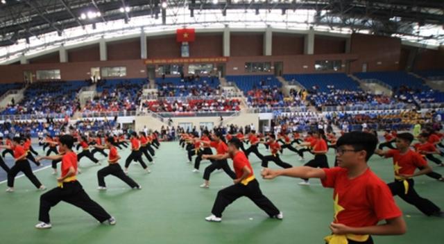 Silat tradisional Vietnam sedang diterima oleh sahabat-sahabat  seluruh dunia - ảnh 1