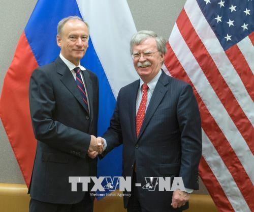 AS dan Rusia sepakat mengadakan kembali kanal-kanal hubungan yang bilateral - ảnh 1