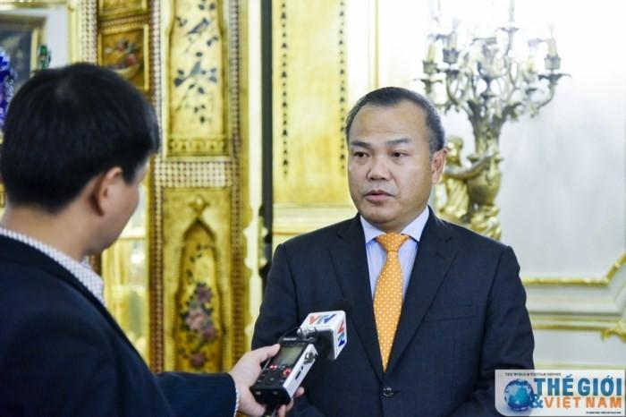 Kunjungan kenegaraan yang dilakukan oleh Presiden Vietnam, Tran Dai Quang di Etiopia dan Mesir menciptakan tenaga pendorong bagi hubungan-hubungan bilateral - ảnh 1