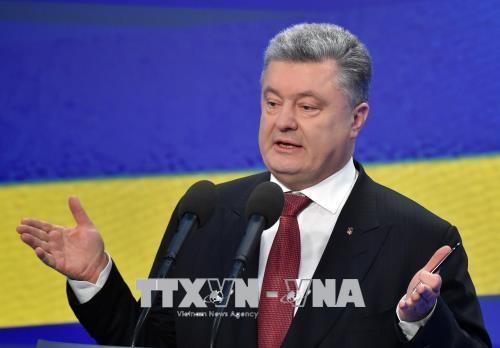 Ukraina menyiapkan prosedur menghentikan efektivitas Traktat Persahabatan dengan Rusia - ảnh 1
