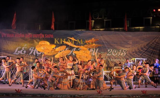 Provinsi Quang Ninh dan Kota Sa Pa (Provinsi Lao Cai) menyambut kedatangan puluhan ribu wisman sehubungan Hari Nasional - ảnh 1