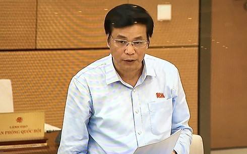 Komite Tetap MN Vietnam: Menggabungkan 3 Kantor MN, Dewan Rakyat dan Komite Rakyat - ảnh 1