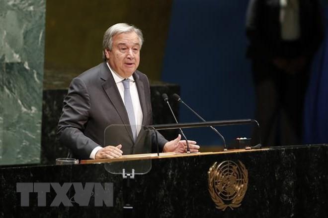 MU PBB angkatan ke-73: Berkomitmen melakukan pembaruan ke arah tertib dunia yang berdasarkan prinsip-prinsip - ảnh 1