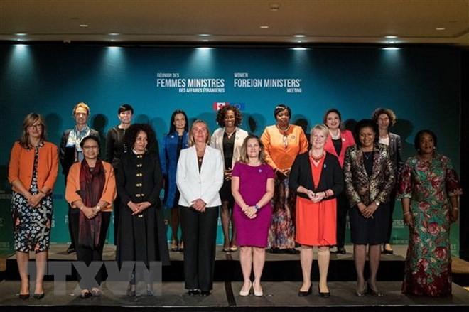 Konferensi Menlu Perempuan di Kanada: Sumber ilham untuk jutaan perempuan - ảnh 1
