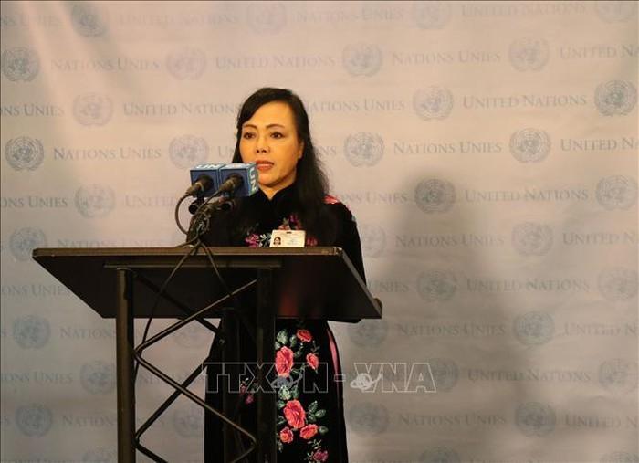 PBB untuk pertama  kalinya mengadakan KTT tentang penyakit tuberkulosis – Vietnam berkomitmen menghapuskan penyakit tuberkulosis di Vietnam pada tahun 2030 - ảnh 1