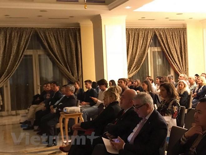 Pembukaan program sosialisasi pariwisata Vietnam di Italia - ảnh 1