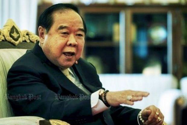 Thailand menegaskan akan mengadakan pemilu sesuai dengan rencana semula - ảnh 1