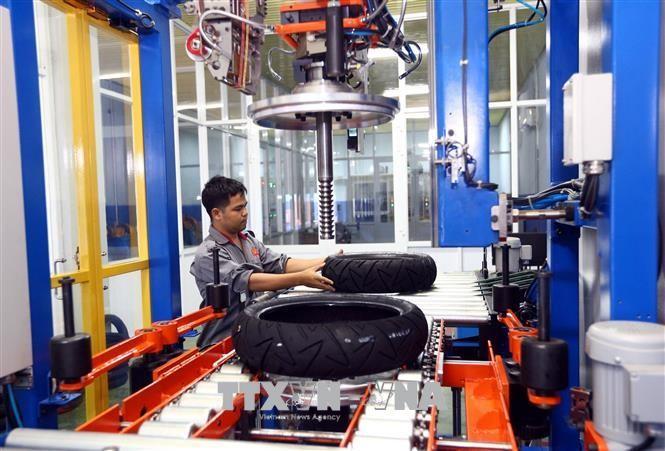 WB mengumumkan laporan mutakhir tentang ekonomi kawasan Asia-Pasifik - ảnh 1