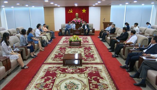 Konferensi WTA membuka banyak peluang kerjasama bagi Provinsi Binh Duong - ảnh 1