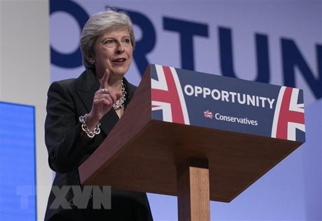 Masalah Brexit: Inggris menegaskan menjamin keutuhan Kerajaan Inggris Raya - ảnh 1
