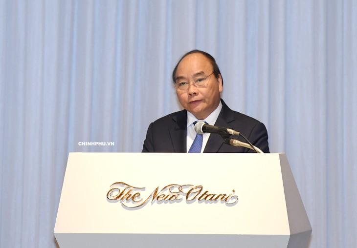 PM Nguyen Xuan Phuc menghadiri KTT ke-10 Kerjasama Mekong-Jepang  - ảnh 1