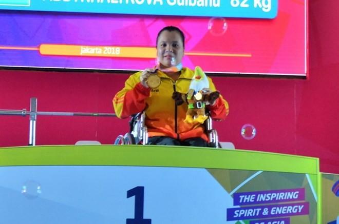 Asian Para Games 2018: Hari pertandingan yang sukses dari kontingen olahraga Vietnam - ảnh 1