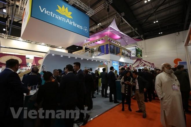 Produk wisata Vietnam menyerap perhatian  di WTM 2018 - ảnh 1