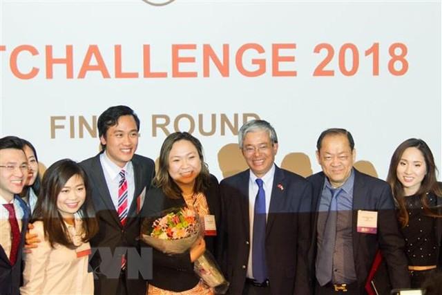 Mencanangkan  kontes start-up untuk orang Vietnam di seluruh dunia - ảnh 1